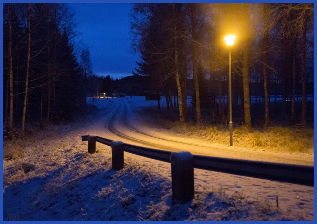Lisselbo i vinterskrud